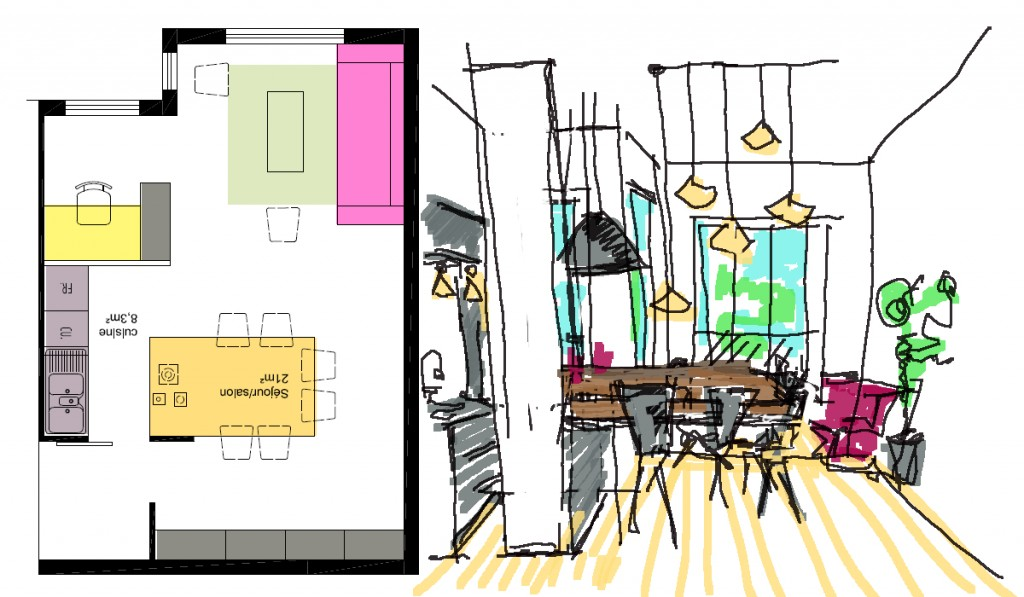 devis architecte plan maison