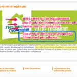 logement eco responsable eco travaux