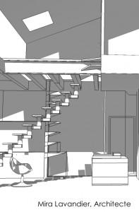 comment concevoir et faire construire une mezzanine. Black Bedroom Furniture Sets. Home Design Ideas