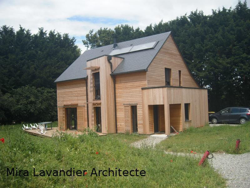 Faire Construire Une Maison En Bois  Maison Moderne ~ Faire Une Maison En Bois