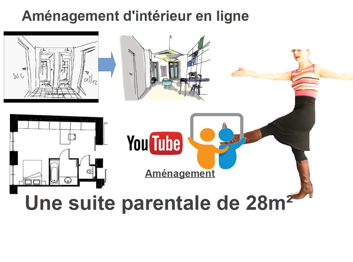 #C06B0C Comment Aménager Une Suite Parentale? 3109 plan suite parentale en l 1168x868 px @ aertt.com