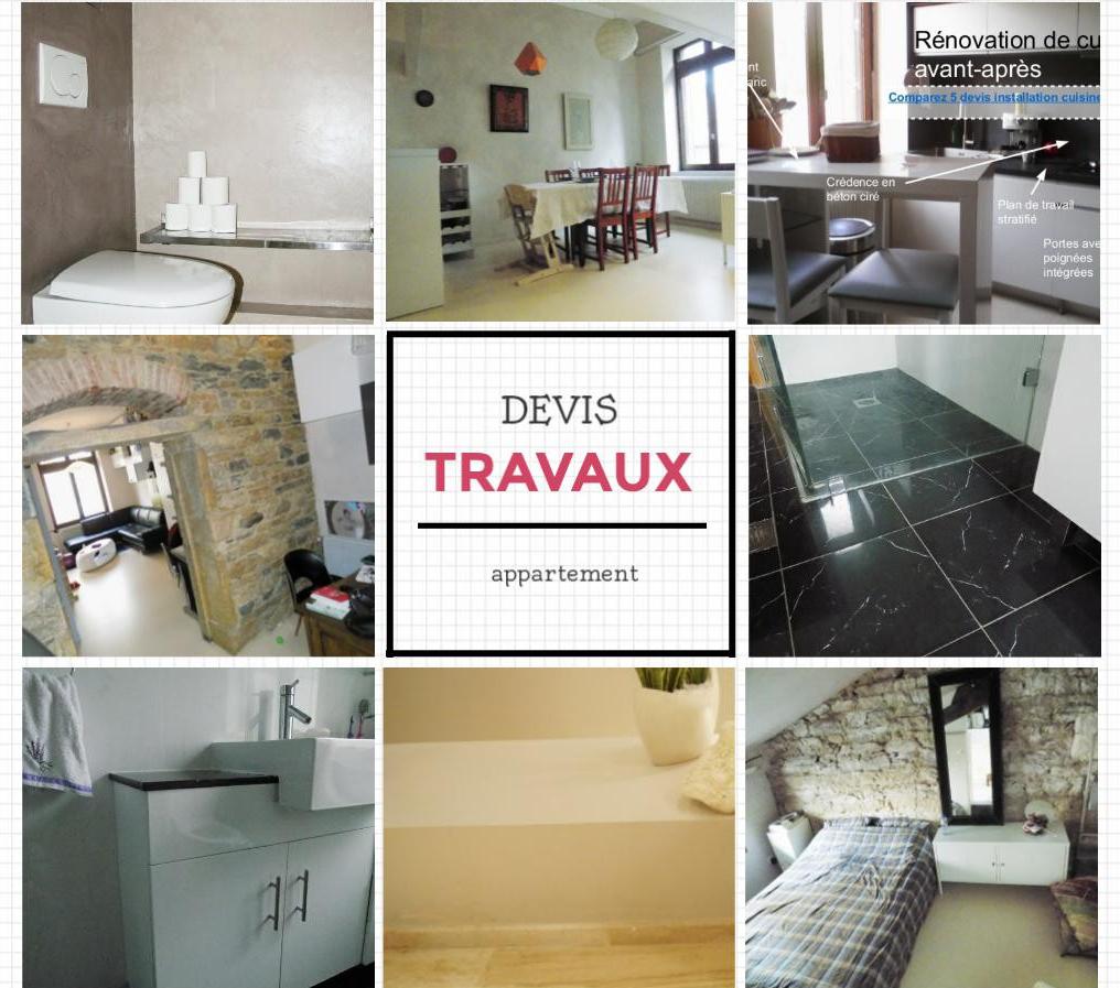 Une r novation cologique d appartement - Devis en ligne travaux ...