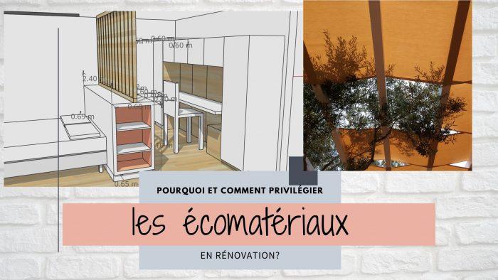 ecomateriaux renovation maison