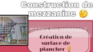 construction mezzanine declaration prealable