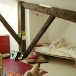 """Un exemple de chambre d'enfant """"avant personnalisation"""""""