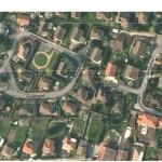 Maisons individuelles en banlieue