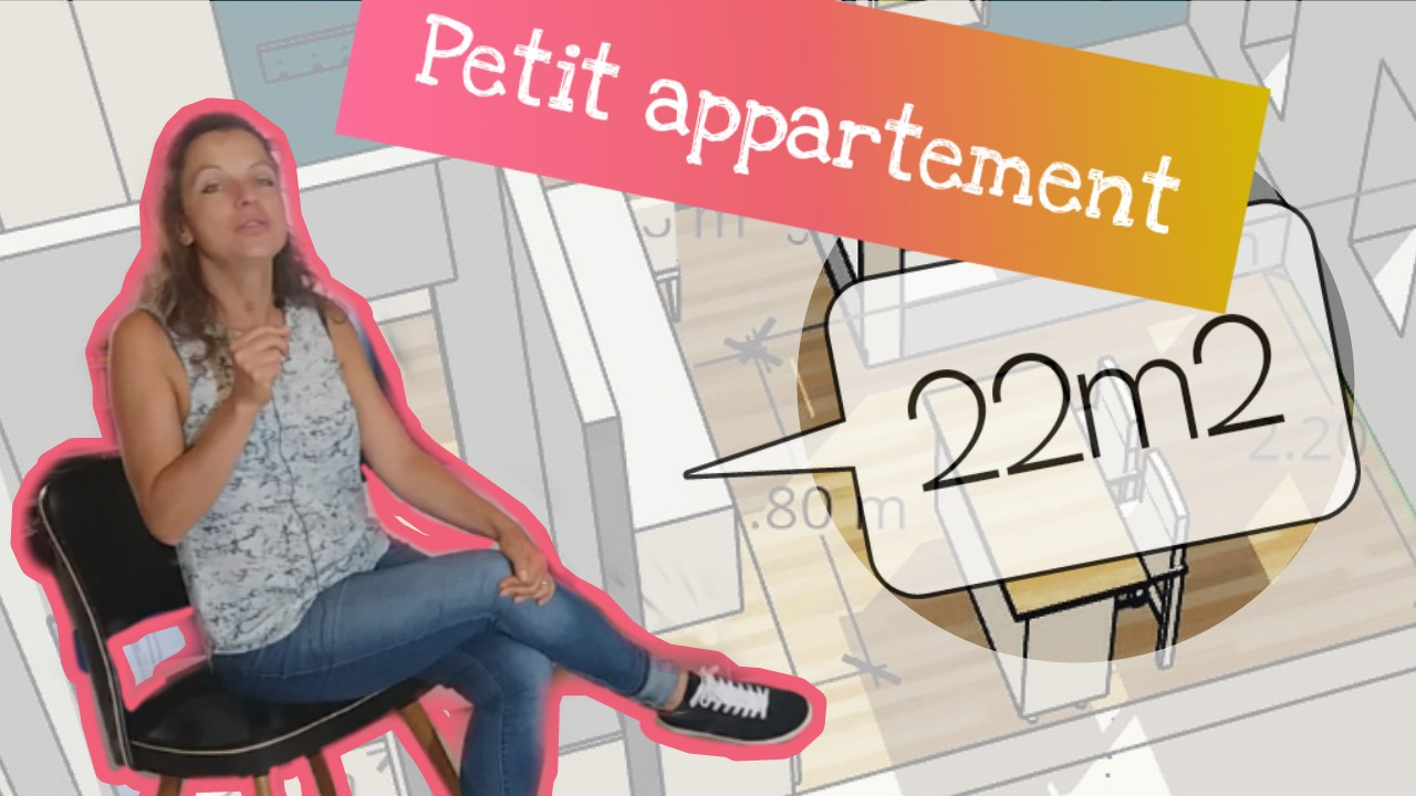 petit appartement 22m2