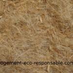 Echentillon de laine de chanvre