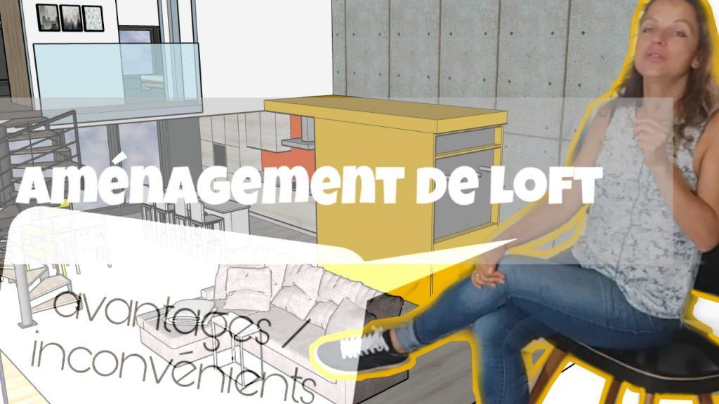 amenagement de loft