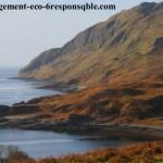 Paysage des Highlands