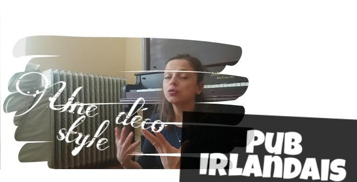 deco pub irlandais