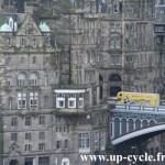 La ville de Edinburgh