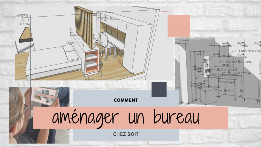 comment amenager un bureau chez soi