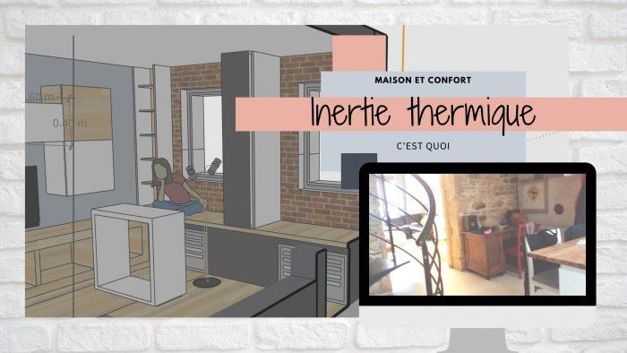 inertie thermique c est quoi