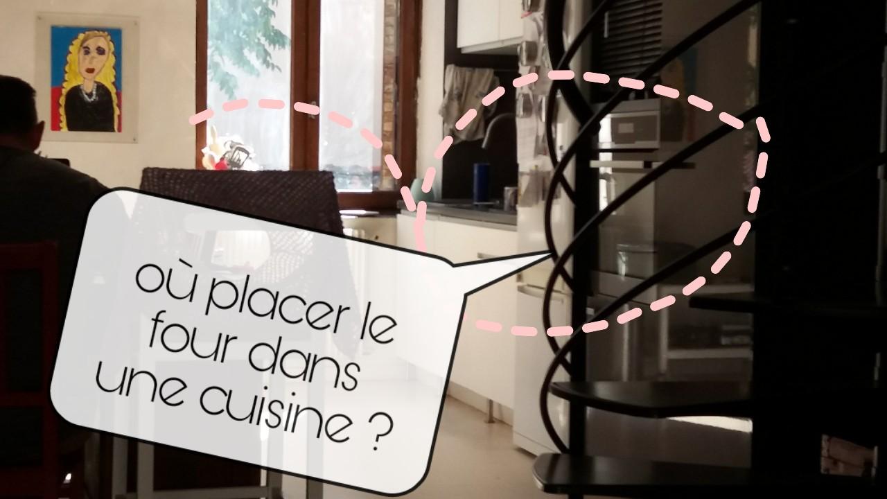 emplacement four cuisine