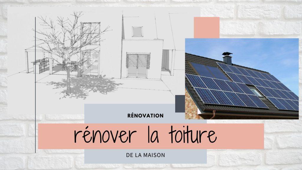 renovation de toiture