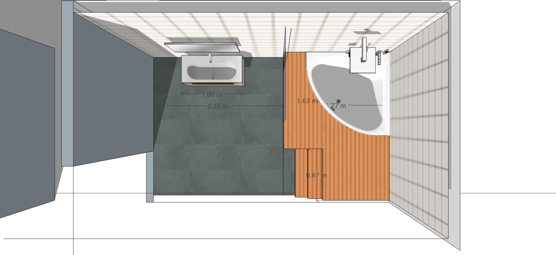 chauffage salle de bain