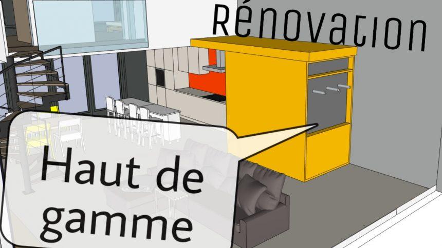 renovation haut de gamme