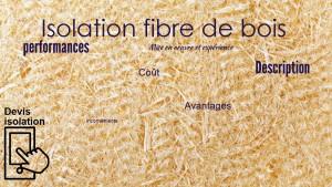 fibre de bois isolation tehrmique