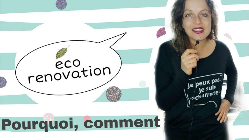 eco renovtion