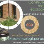 Construire sa maison ecologique