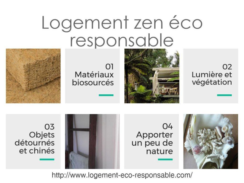 logement zen éco responsable