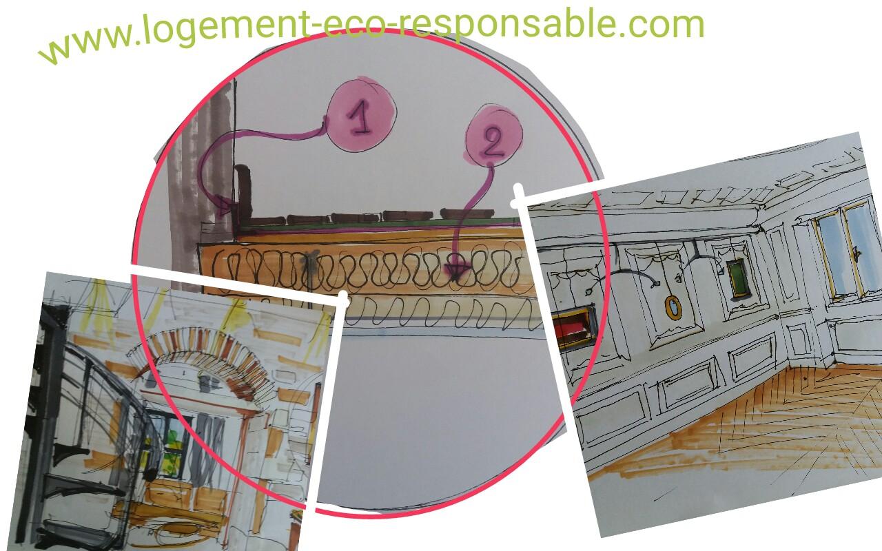 isolation phonique plancher bois