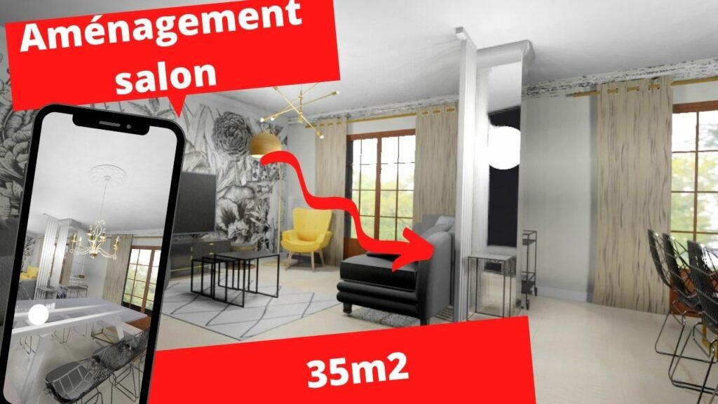 salon 35m2