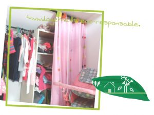amenagements sous pente (dressing)