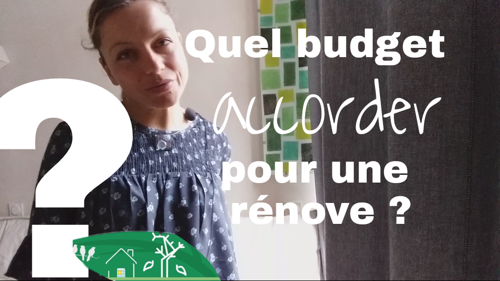 quel budget accorder travaux renovation