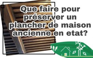 renovation plancher bois