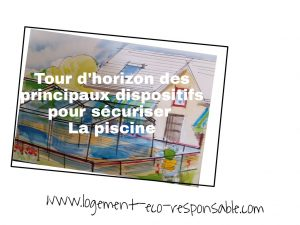 securiser la piscine