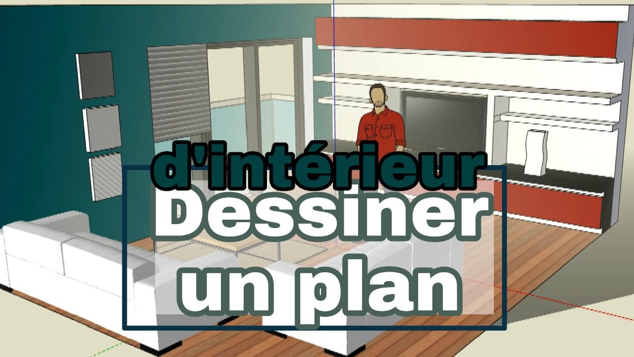 dessiner un plan d interieur (2)