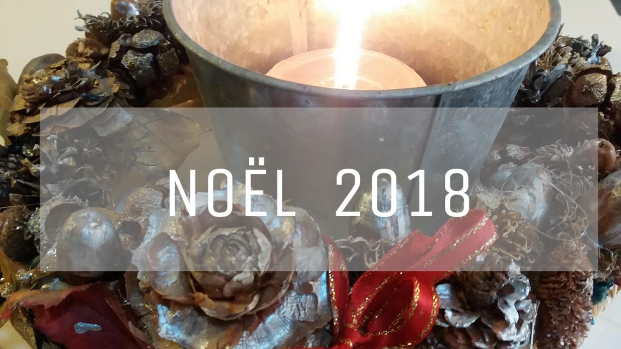 diy deco noel 2018 (couronne de noel) (1)