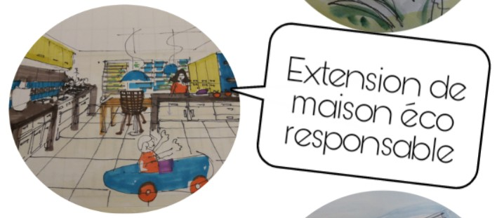 architecture éco responsable et extension de maison