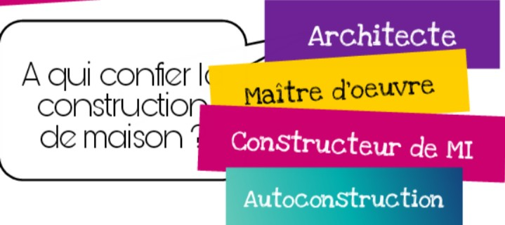 options pour la construction de maison individuelle