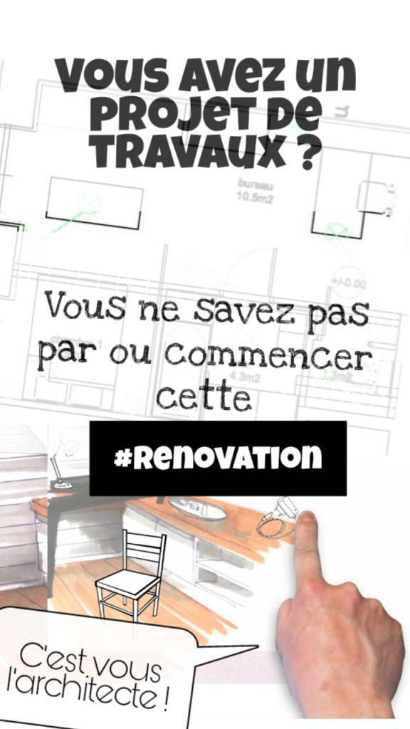 par ou commencer une renovation