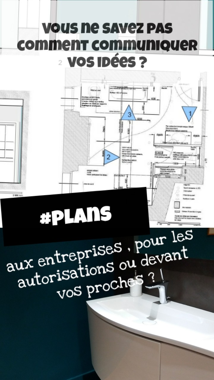 plans et dessins de travaux