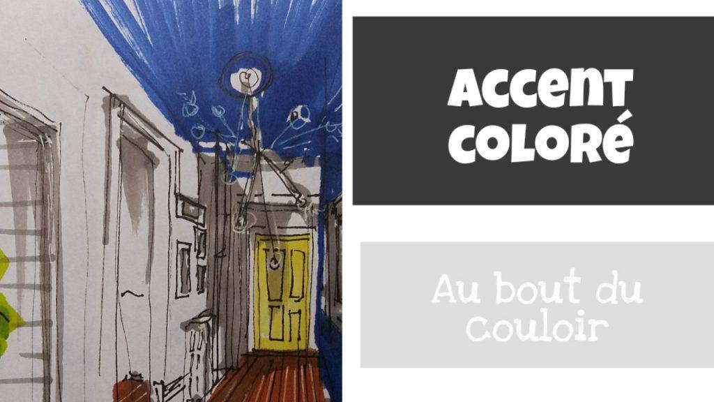 décorer un couloir d'entrée