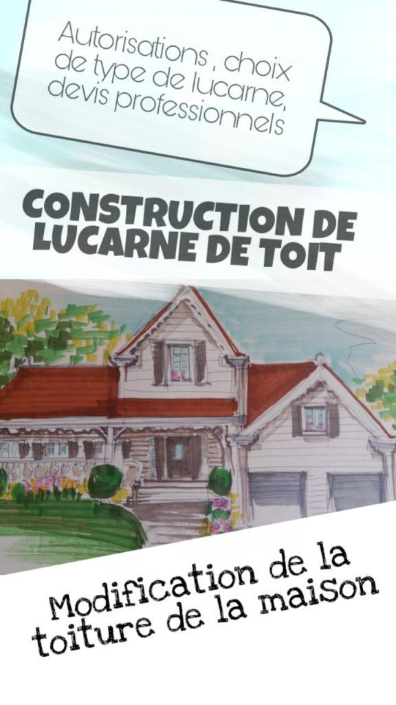 comment construire une lucarne de toit (