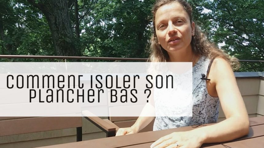 isolation plancher bas