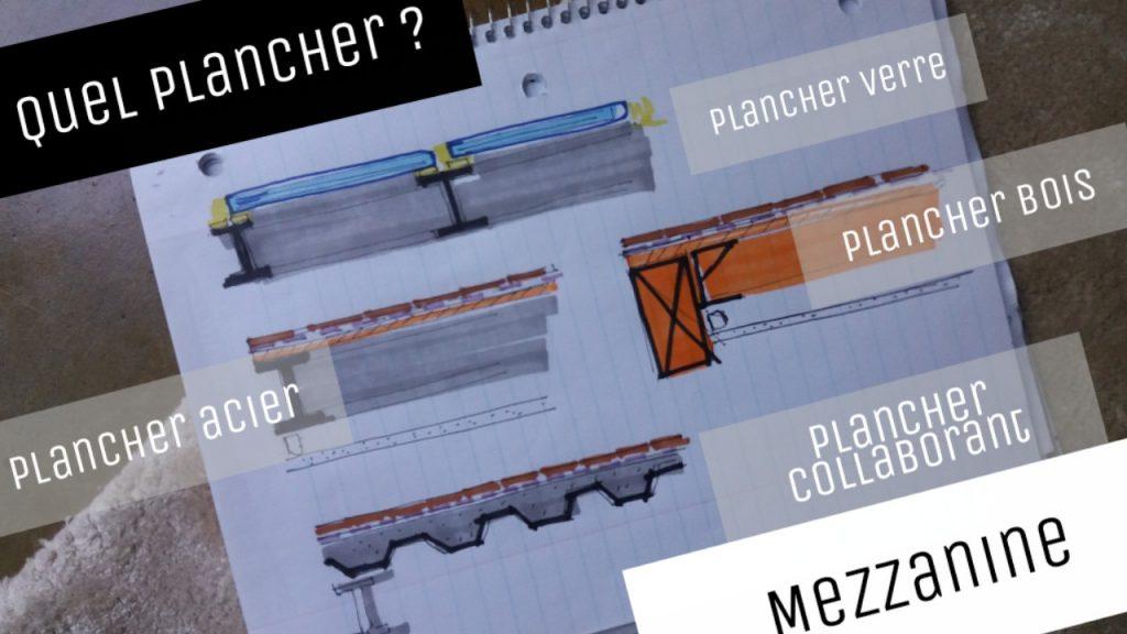 plancher mezzanine