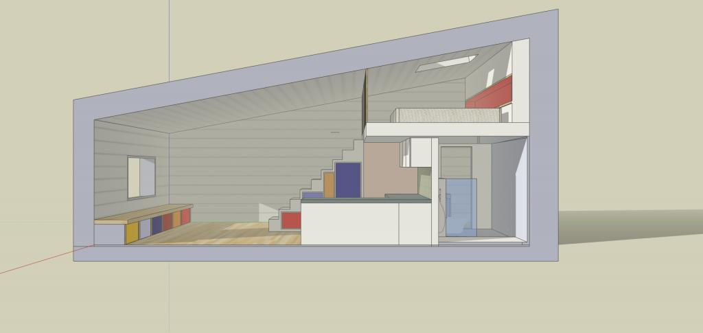 studio mezzanine
