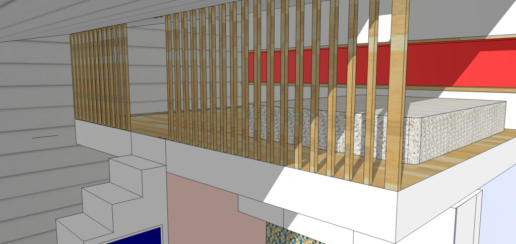 clausatra bois mezzanine studio