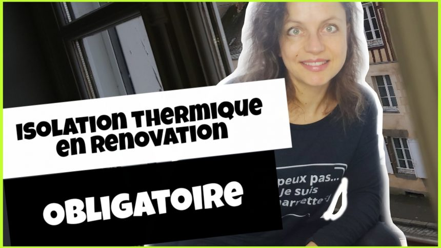isolation thermique obligatoire