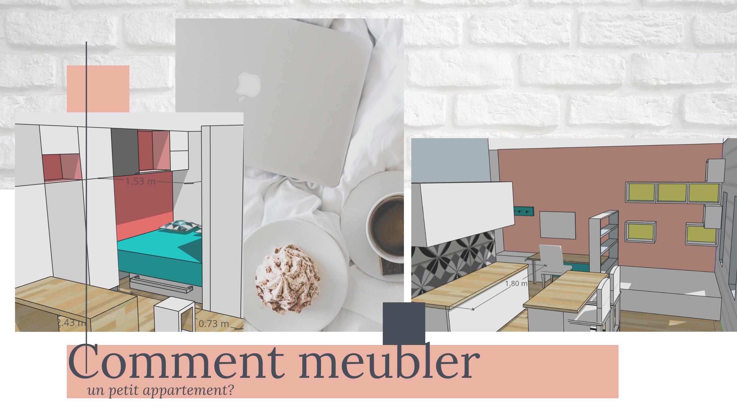 comment meubler petit appartement