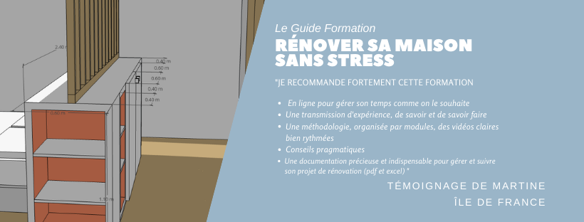 guide renovation sans stress