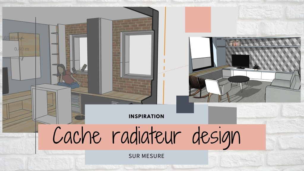 cache radiateur design idee
