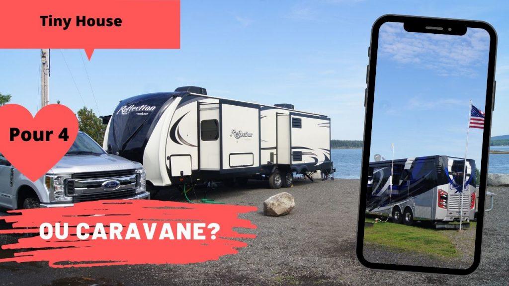tiny house ou caravane