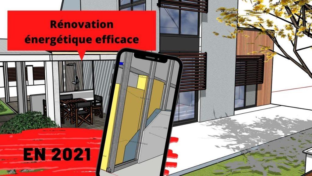 renovation energetique 2021